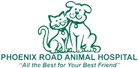 Phoenix Road Animal Hospital Logo